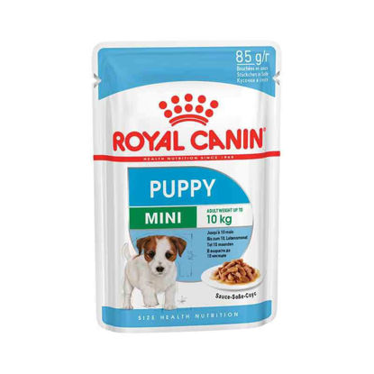 Picture of Royal Canin Mini puppy pouch 1 հատ x 85գ