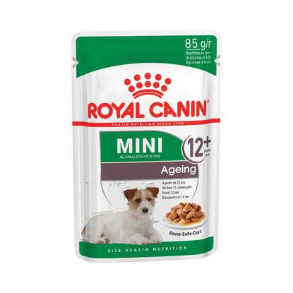 Picture of Royal Canin Mini ageing 12+    12 հատ x 85գ