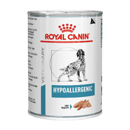 Picture of Royal Canin Hypoallergenic canned 400գ