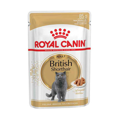 Picture of Royal Canin British shorthair pouch 12 հատ 85գ