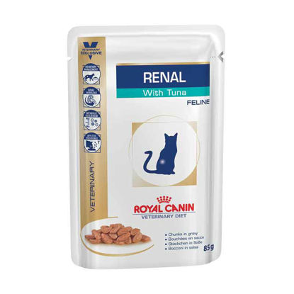 Picture of Royal Canin Renal tuna pouch 12 հատ 85գ