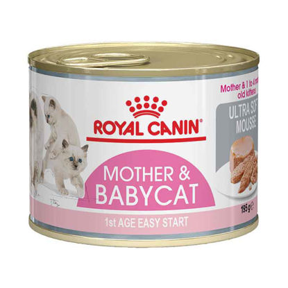 Picture of Royal Canin Mother Babycat canned 195գ