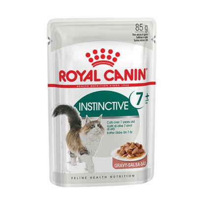 Picture of Royal Canin Instinctiv  +7 gravy 12 հատ 85գ