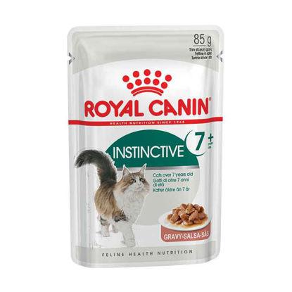 Picture of Royal Canin Instinctiv  +7 gravy 1 հատ 85գ