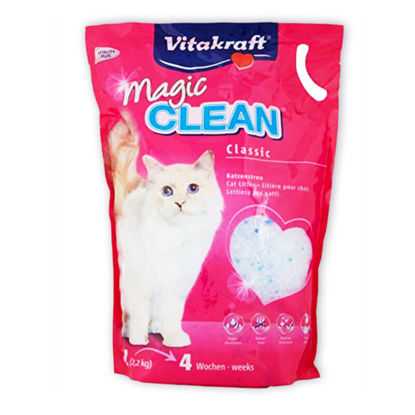 Picture of «Magic Clean» լցանյութ կատուների համար 2.2կգ