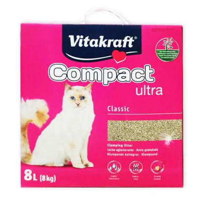 Picture of «COMPACT ULTRA» լցանյութ կատուների համար (8 կգ)