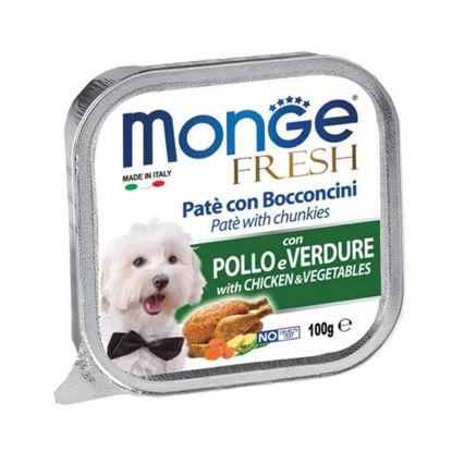 Picture of Monge Fresh պաշտետ հավի մսով և բանջարեղենով (100 գ)