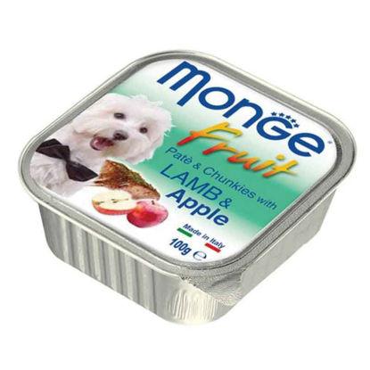 Picture of Monge Fruit գառան մսով և խնձորով պաշտետ (100 գ)