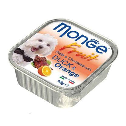 Picture of Monge Fruit բադի մսով և նարինջով պաշտետ (100 գ)