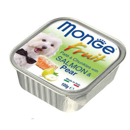 Picture of Monge Fruit սաղմոնի մսով և տանձով պաշտետ (100 գ)