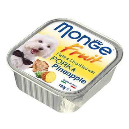 Picture of Monge Fruit խոզի մսով և արքայախնձորով պաշտետ (100 գ)