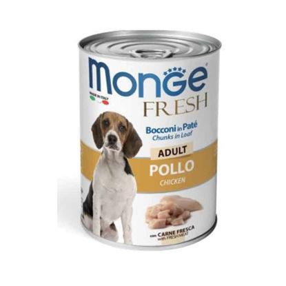 Picture of Պահածո շների համար Monge FRESH հավ