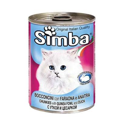 Picture of Simba բադի մսով պահածո կատուների համար (415 գ)
