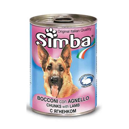 Picture of Simba գառան մսով պաշտետ (415 գ)