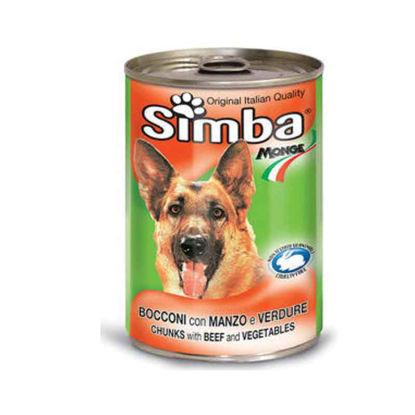 Picture of Simba տավարի մսով և բանջարեղենով պահածո (1230 գ)