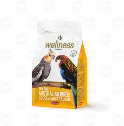 Picture of WELLNESS AUSTRALIAN BIRDS Կեր ավստրալիական միջին թութակների համար 850գր