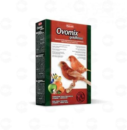 Picture of OVOMIX GOLD ROSSO Հավելյալ կեր թռչունների համար 300գր