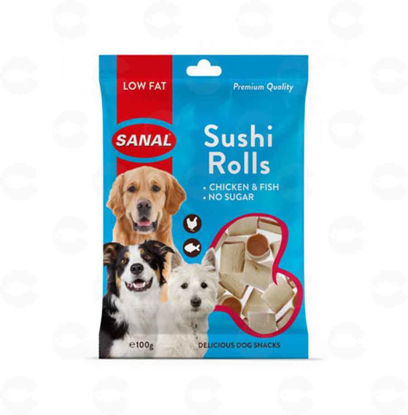 Picture of Sanal Sushi Rolls 100գ