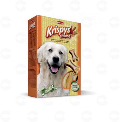 Picture of Padovan Cookies Krispys cheese Չորաբլիթ պանրով 400գ