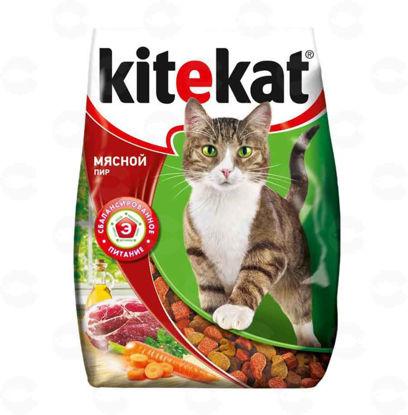 Picture of Kitekat կեր մսային առատություն 350գ