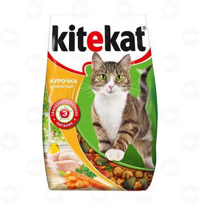 Picture of Kitekat կեր ախորժելի հավ 350գ