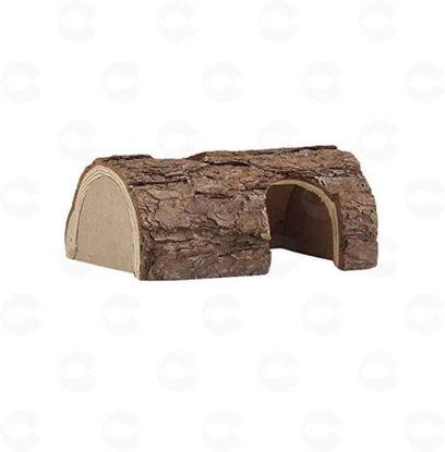 Picture of Beeztees Տնակ կրծողների համար Իգլո՝ փայտից 19,5X16X8,5 սմ