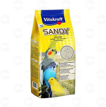 Picture of «Sandy 3-plus» ավազ թութակների համար