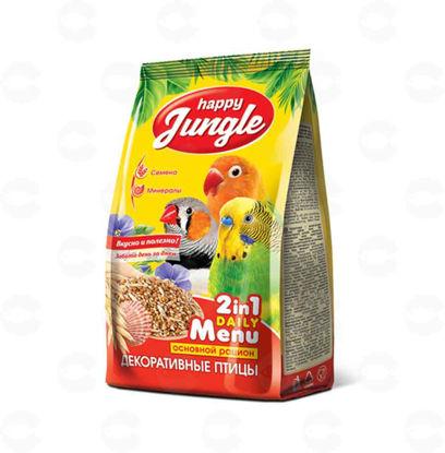 Picture of «Happy Jungle» կեր դեկորատիվ թռչունների համար