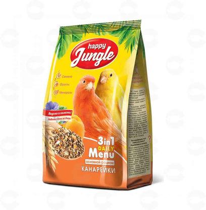 Picture of «Happy Jungle» կեր դեղձանիկի համար