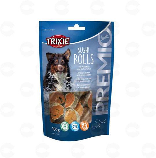 Picture of «PREMIO Sushi Rolls» սնեյք շների համար ձկան
