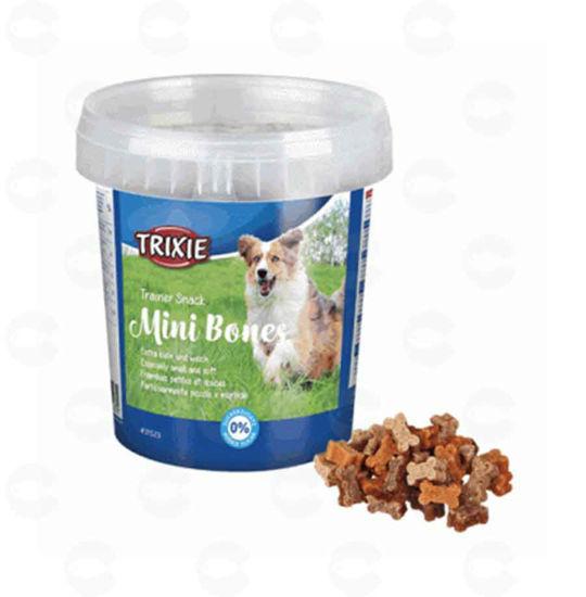 Picture of «Mini Bones Trainer Snack» քաղցր պատառ շների համար