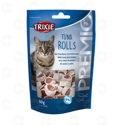 Picture of «PREMIO Tuna Rolls» կատուների համար