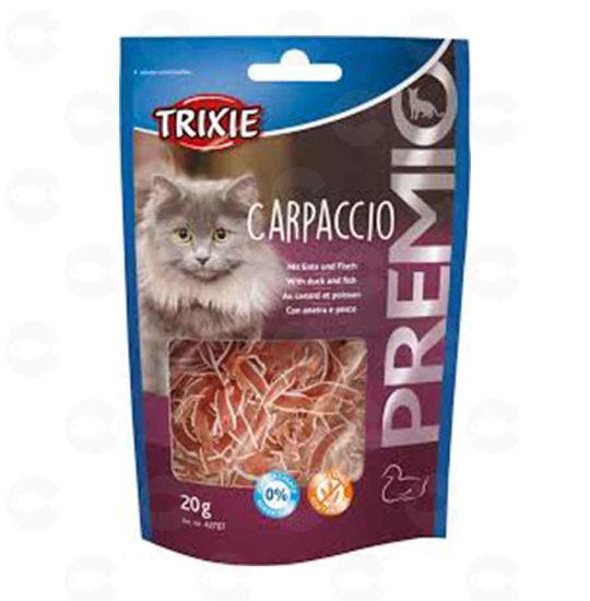 Picture of «PREMIO Carpaccio» քաղցր պատառ կատուների համար