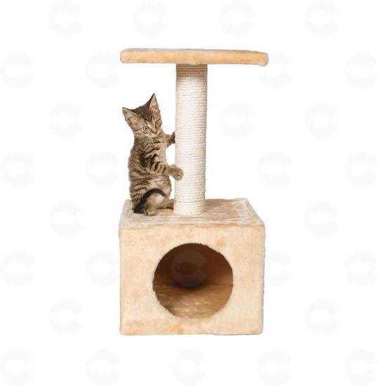 Picture of «Zamora» տնակ կատուների համար (բեժ)