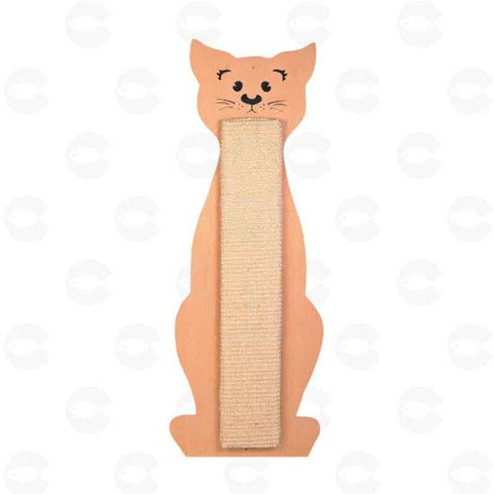 Picture of Կատուների ճանկելու տախտակ (կատվի տեսքով)