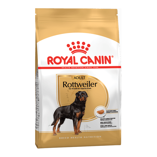 Picture of Royal Canin ROTTWEILER adult  (կիլոգրամով)