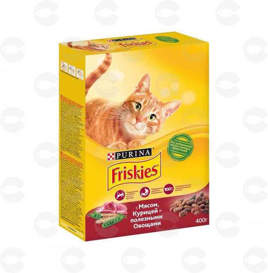 Picture of Կատվի կեր Friskies 400գ