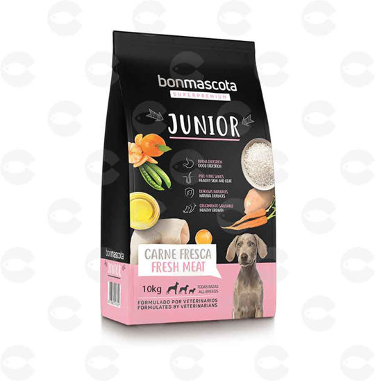Picture of BonMascota JUNIOR շան կեր