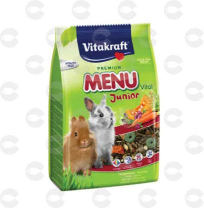 Picture of «Premium Menü Vital Junior» նապաստակի ձագերի կեր