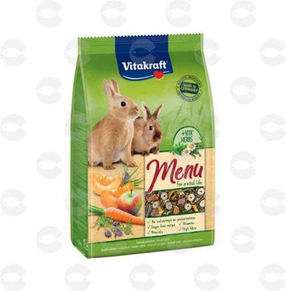 Picture of Վիտամիացված կեր նապաստակի համար (բանջարեղենով)