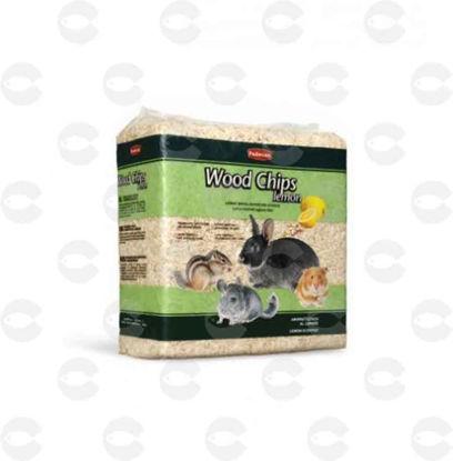 Picture of WOODCHIPS LEMON Հիգիենիկ լցանյութ լիմոնի բույրով 1կգ