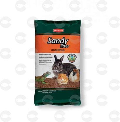 Picture of SANDY LITTER Հիգիենիկ լցնում կրծողների և սողունների համար 4 կգ