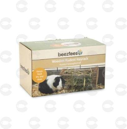 Picture of Beeztees Կերաման կրծողների համար փայտից՝ չոր խոտի համար 24x13,5 սմ