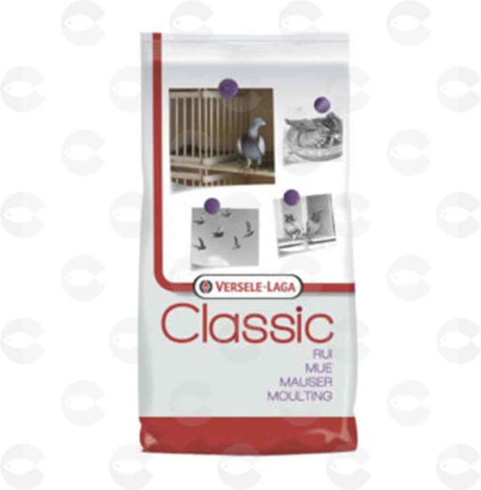 Picture of Վիտամինացված կեր՝ CLASSIC, աղավնիների փետրաթափի համար