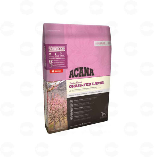 Picture of ACANA Grass-Fed Lamb - Չոր կեր (17 կգ)